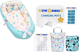 Star Babies Bed Combo Pack VD-STAR-BBED-CMB2-B, Pack of 1