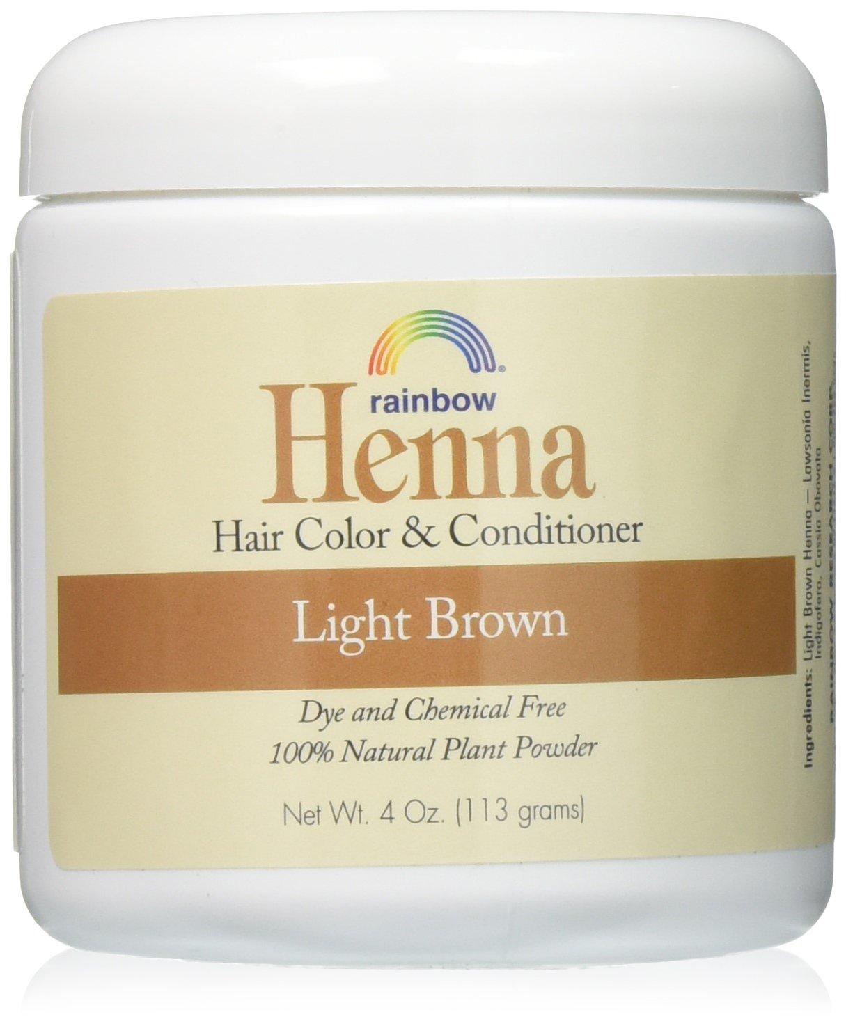 RAINBOW RESEARCH HENNA PERSIAN LIGHT