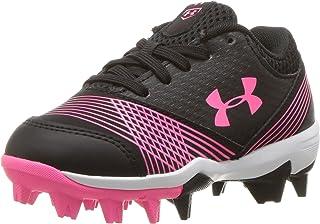 Under Armour Kids' Girls' Glyde RM Jr. Softball Shoe