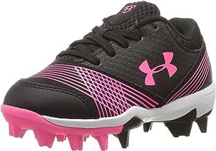 Under Armour Girls' Glyde Jr. Rm Softball Shoe