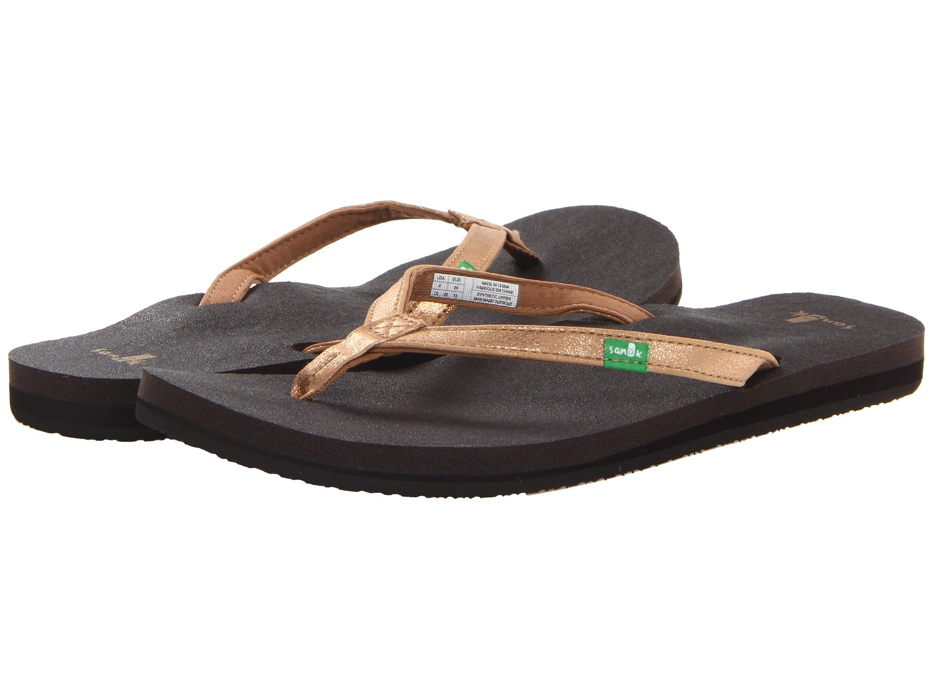 Sanuk Yoga Joy Metallic