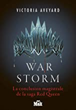 War Storm (Red Queen t. 4) (French Edition)