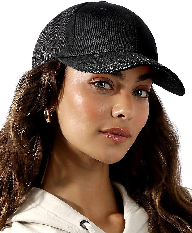 Womens Satin Lined Baseball Cap Exclusive Sport Strapback Hat for Men Unisex Versatile Vintage Dad Hat
