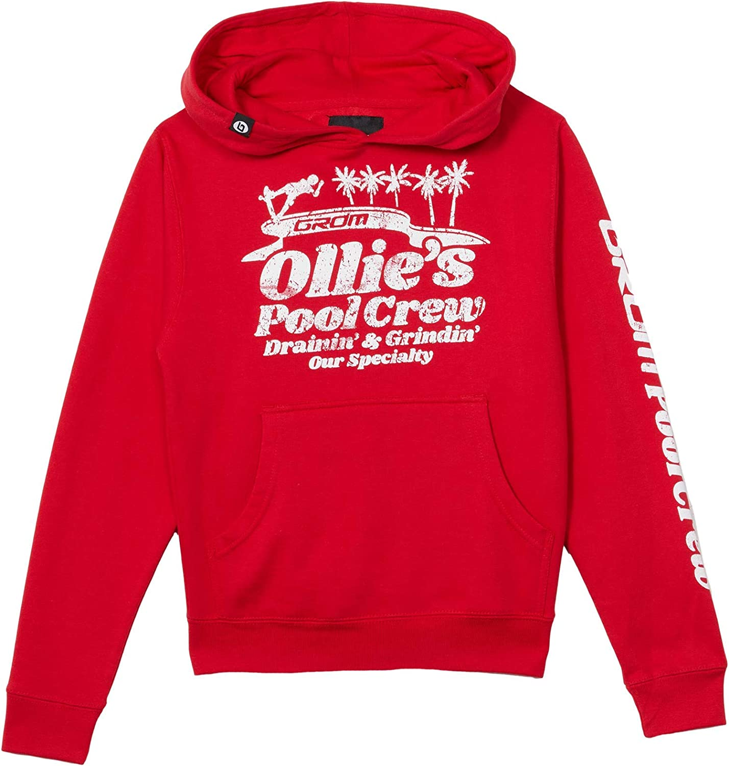 Cheap bargain GROM Kids Boy's Ollie's Big 5% OFF Little Pullover Hoodie
