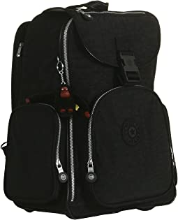 Alcatraz II Backpack With Laptop Protection