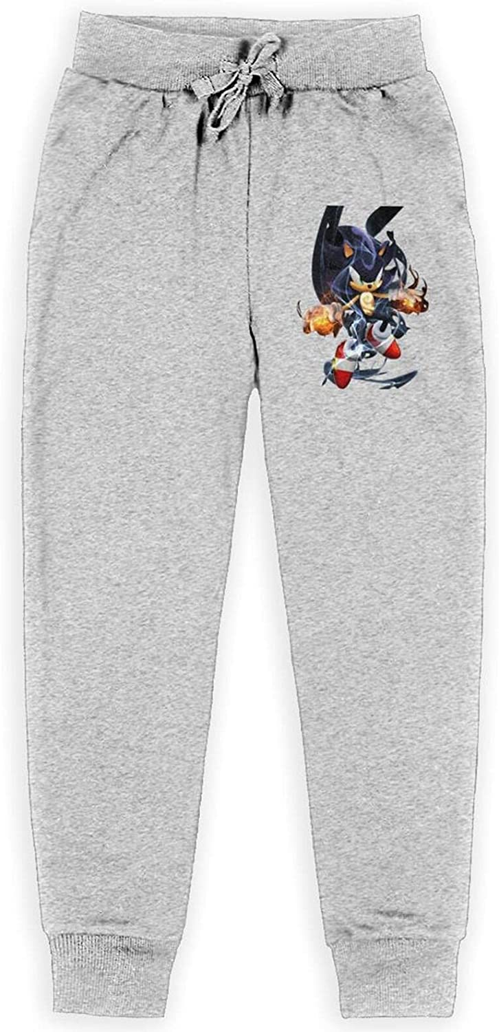 Long-awaited Sonic Boys' Max 80% OFF Active Sweatpants Lightweight Jogging Drawstring Ath