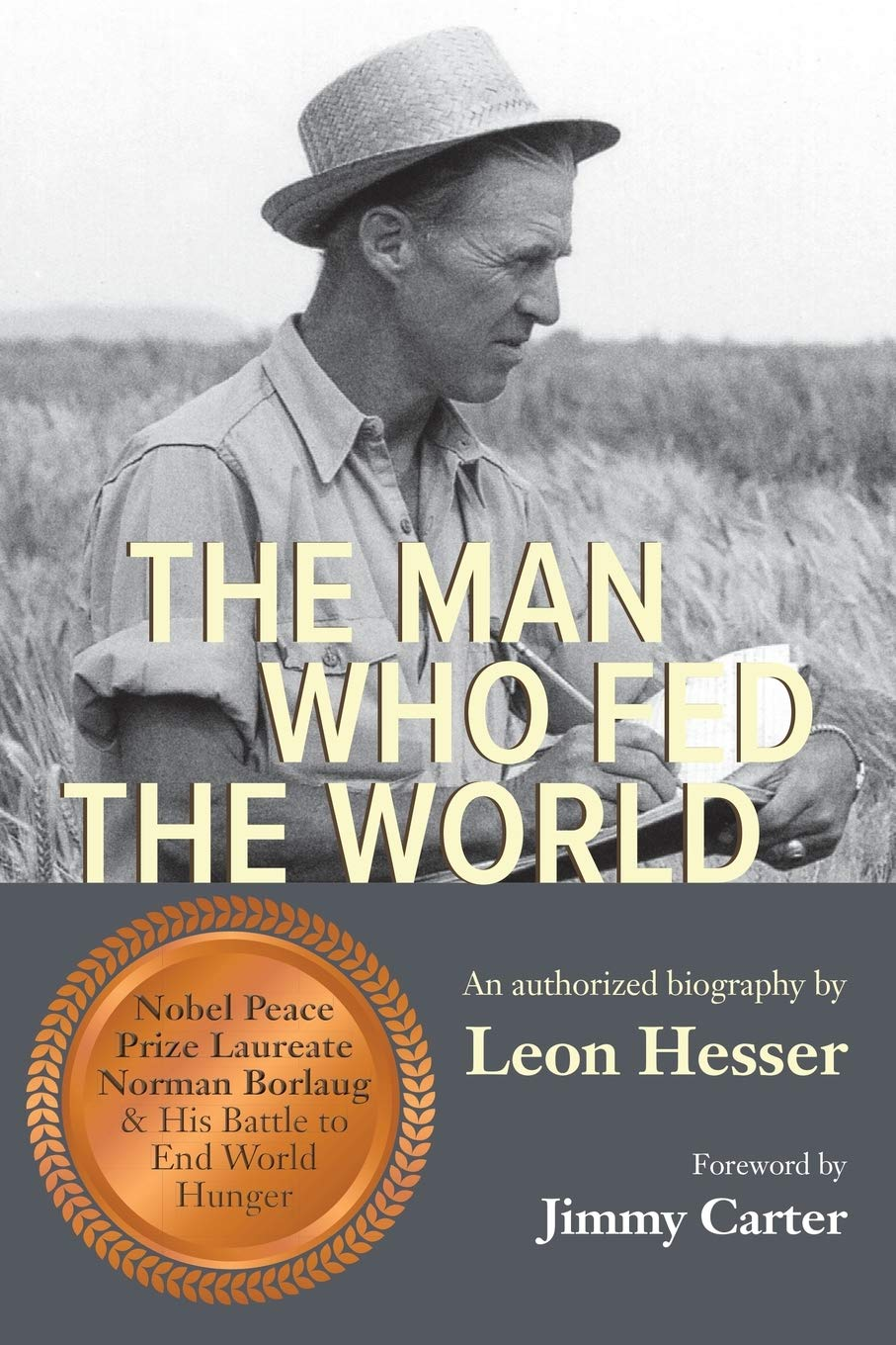 Image OfThe Man Who Fed The World