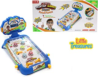 Little Treasures Pinball Arcades Soccer Game – Kids can...