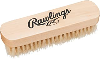 Rawlings(ローリングス)磨け ブラシ(馬毛 白) EAOL6S14 - 縦3.8cm ×横13.8cm