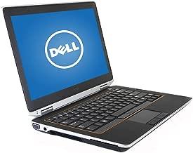 Dell Latitude E6320 Laptop - HDMI - Intel i5 2.5ghz - 4GB DDR3 - DVDRW - 250GB SATA HDD - Windows 10 Pro 64bit - (Renewed)