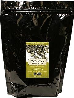 Numi Organic Tea Ti Kuan Yin, 16 Ounce Pouch, Loose Leaf Oolong Tea (Packaging May Vary)