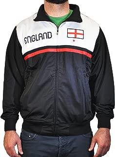 Men's England English Pride Sport Track Jacket