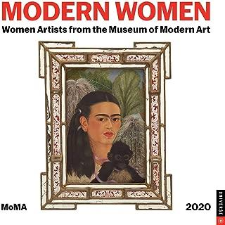 Modern Women 2020 Wall Calendar: Women Artists from the Museum of Modern Art