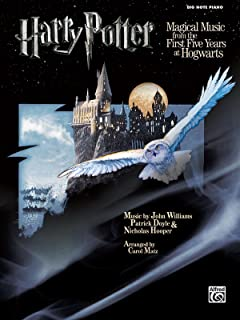 Harry Potter Magical Music: From the First Five Years at Hogwarts (Big Note Piano)