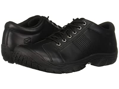Keen Utility PTC Oxford (Black) Men