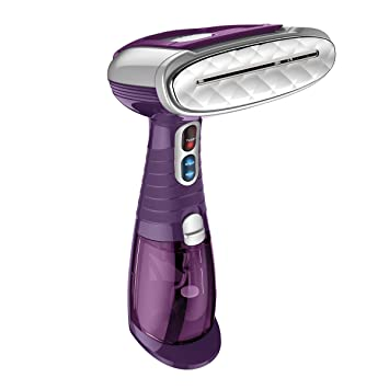 Conair Turbo Extreme Steam Hand Held Fabric Steamer; Plum with Bonus Travel  Fabric Shaver - Amazon Exclusive : Amazon.in: Beauty