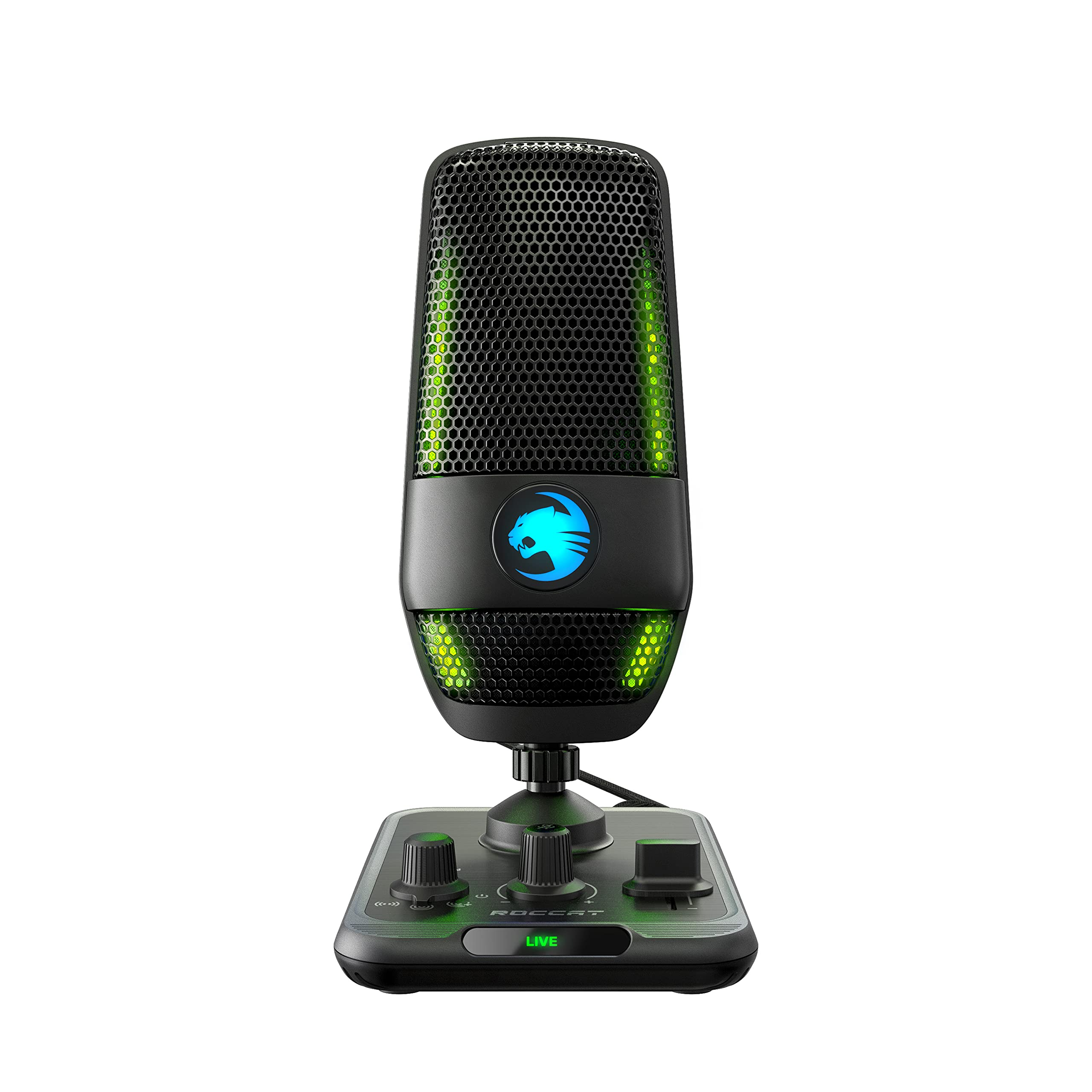Poster. Roccat Torch USB Microphone
