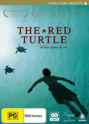 Red Turtle, The (DVD)