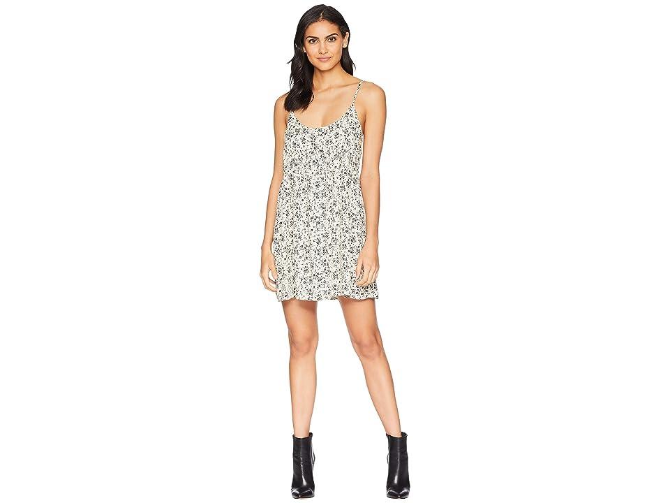 Volcom Things Change Dress (Bone) Women
