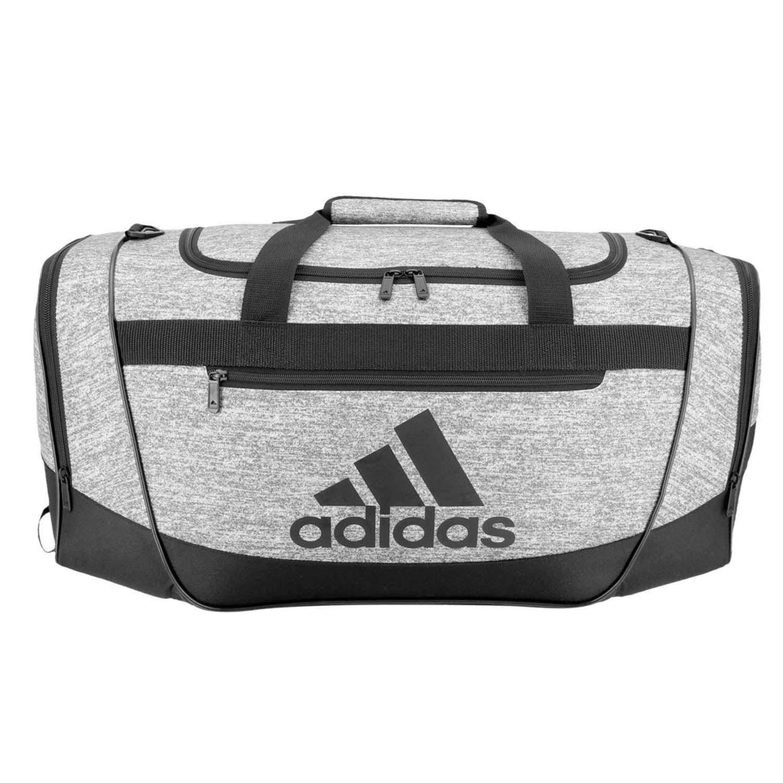 adidas Defender Duffel Bag Onix Jersey