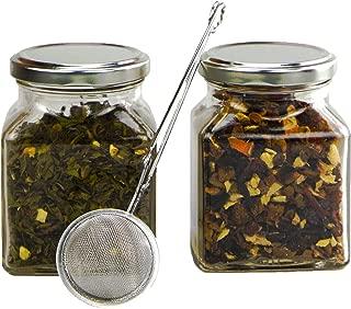 Trader Joe's Herbal Loose Tea Blends with Infuser