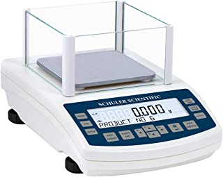 Intelligent 1-360-9345-001 Precisa Executive Pro Ep-M Series High Precision Laboratory Balance 320 g Load Capacity 0.001 g Readability