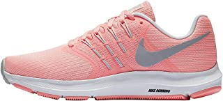 Nike Women's WMNS Run Swift, Bleached Coral/Wolf Grey