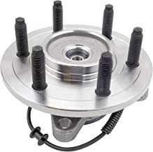 CRS NT515079 New Wheel Bearing Hub Assembly, Front Left (Driver)/ Right (Passenger), for 2005-2008 Ford F150, 2006-2008 Lincoln Make Lt, 4WD, 6 Stud Hub