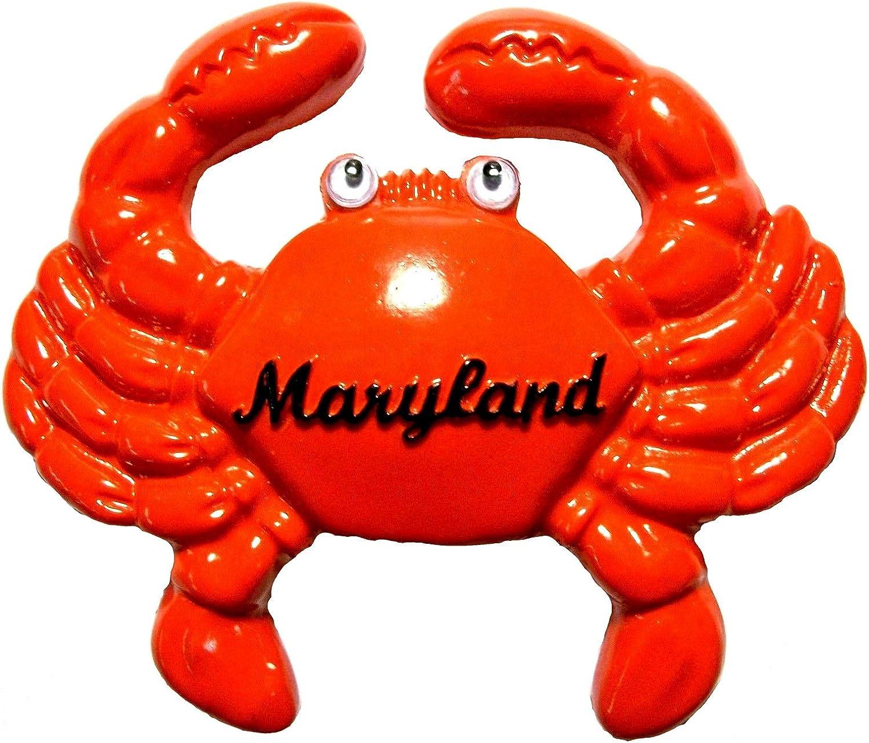 Maryland Crab with Japan's largest assortment Googly Ceramic Eyes Magnet Fridge Ranking TOP9