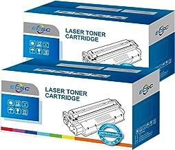 ECSC Compatible Virador Cartucho Reemplazo Por HP LaserJet Pro M1536dnf P1566 P1606dn Canon MF-4410 4430 4450 4550d 4570dn i-SENSYS MF-4730 4750 4780w Fax-L150 L170 L410 CE278A/CRG-728 (Negro, 2-Pack)