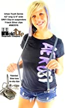 """product image for Hold-Ups Urban Youth 3/4"""" wide Suspender in Y-back with No-slip Clips (Grey)"""