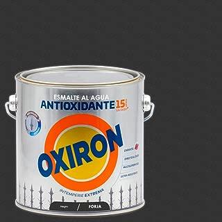 Titanlux - Oxiron forja al agua, Negro, 2,5L (ref. 01F020425)