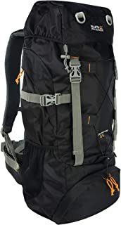 Survivor Iii Hardwearing Padded Camping And Hiking - Mochila Hombre