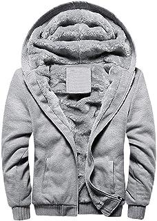 Jimmackey Giubbotto Uomo Invernali Cappotto da Uomo Cappotto in Lana per Uomo Giubotto Uomo Invernale Offerta Trench Uomo