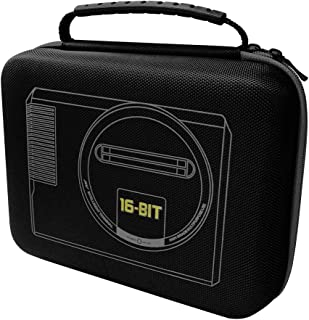 Housse de Transport personnalisée pour Console rétro Sega Genesis Mini-Mega Drive et Accessoires