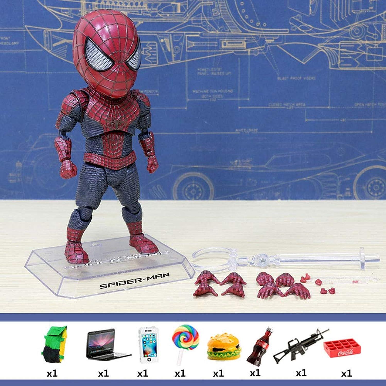 Ornamenti Giocattolo per Bambini Mobili modellolo di Personaggio Spider-uomo Normal Version
