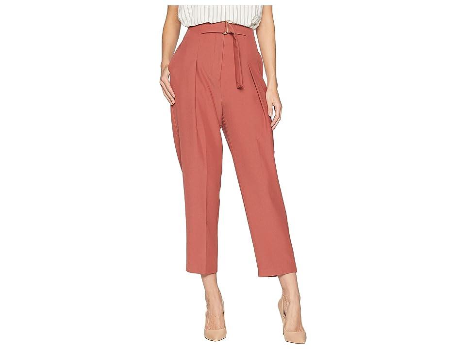 J.O.A. - J.O.A. Belted Waist Trousers