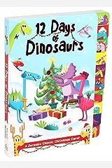 12 Days of Dinosaurs: A Jurassic Classic Christmas Carol Board book