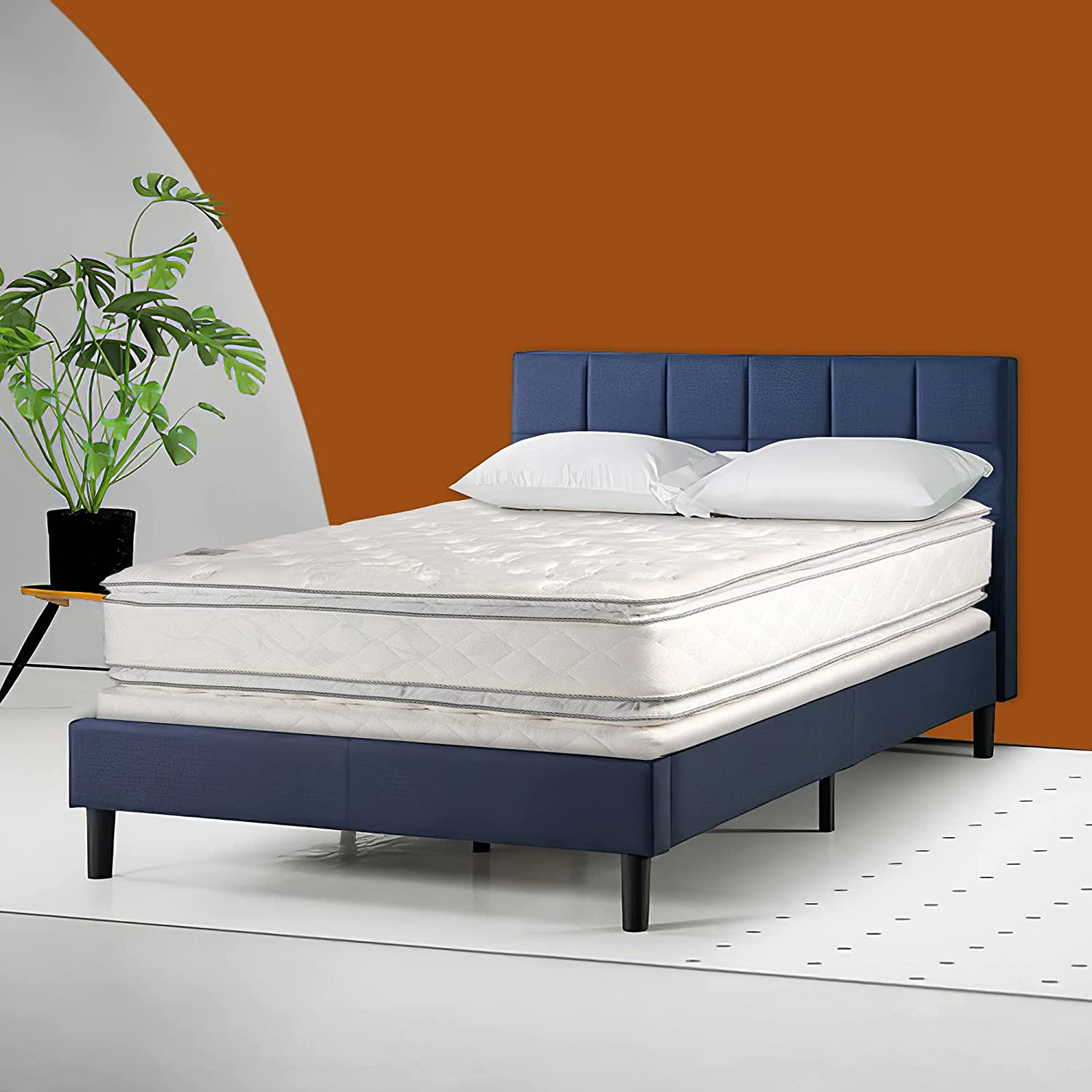 Max 68% OFF At the price Greaton Medium Plush Double sided Mattress Innerspring Pillowtop