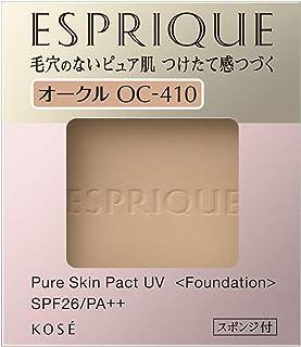 エスプリーク ピュアスキン パクト UV OC-410 オークル 9.3g