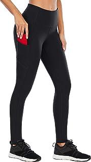 Heathyoga Yoga Pants for Women with Pockets Capri Leggings for Women High Waisted Leggings with Pockets for Women