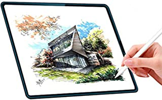 """2PCS Paperlike i Pad Pro 11"""" Screen Protector-Anti Glare High Touch Sensitivity Screen PET Matte Film Compatible with i Pad 2018/19 Release/Apple Pencil Compatible 11 Inch i Pad & Face ID"""