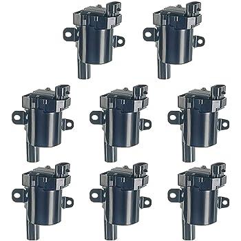 Online Automotive VOV4016 3001-OLACU1009 Premium Ignition Coil Set