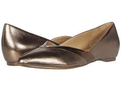 Naturalizer Sandara (Bronze Metallic Leather) Women