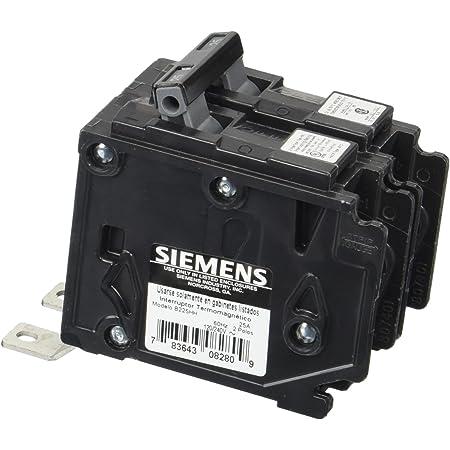 Siemens B2100H 100-Amp Double Pole 120//240-Volt 22KAIC Bolt in Breaker