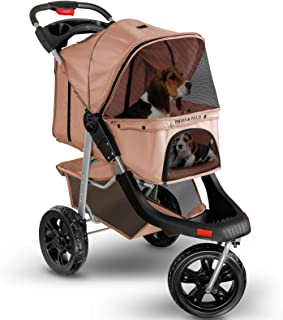 paws and pals deluxe stroller