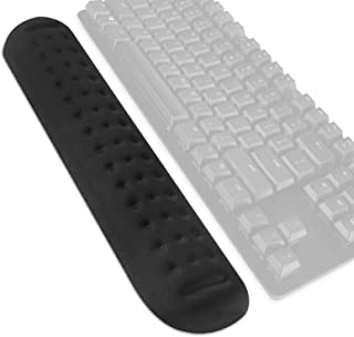 LinkIdea Keyboard Wrist Rest, Tenkeyless Gaming Mechanical Keyboard Wrist Rest Pad, Memory Foam Wrist Support Cushion Pad ...
