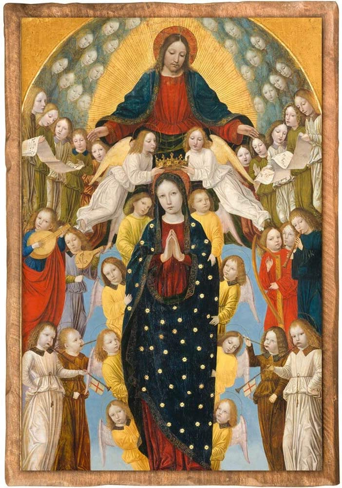 Hail Minneapolis Mall Mary Gifts Assumption of The C by Cloister Bergonone Virgin Don't miss the campaign