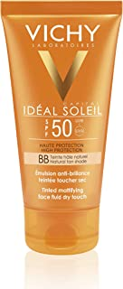 Vichy Ideal Soleil Mattifying Face Fluid Dry Touch SPF 50, 50 ml