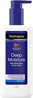 Neutrogena Norwegian Formula Dry Body Lotion 250 ml